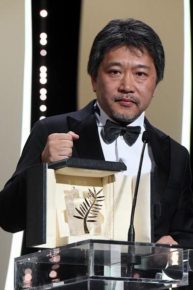 是枝裕和 万引き家族 カンヌ国際映画祭 パルムドール