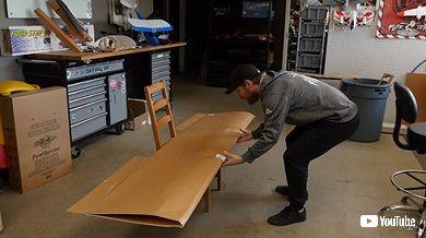 IKEA イス ラジコン 飛行機