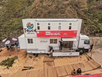 ホテル 海外 TruckSurfHotel