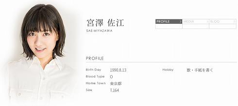 宮澤佐江 活動休止 理由 AKB48 SNH48 SKE48 事務所