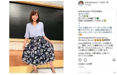 久冨慶子 テレ朝 スーパーjチャンネル やべっちFC 心霊写真 女子アナ