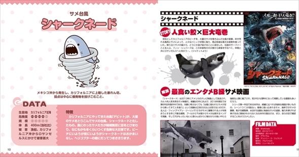 かわいいサメ映画図鑑