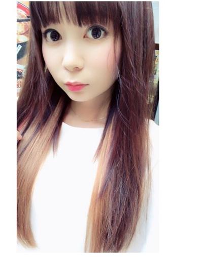 中川翔子 ポケモン イーブイカラー 髪 ハイトーン