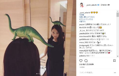 安達祐実 映画 REX 恐竜物語 フィギュア ティラノサウルス 映画デビュー作