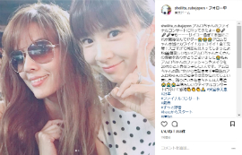 SHEILA ほしのあき 安室奈美恵 ファイナルツアー 引退 東京ドーム 芸能人
