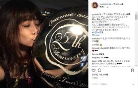 ヨンア モデル 安室奈美恵 ファイナルツアー 引退 東京ドーム 芸能人