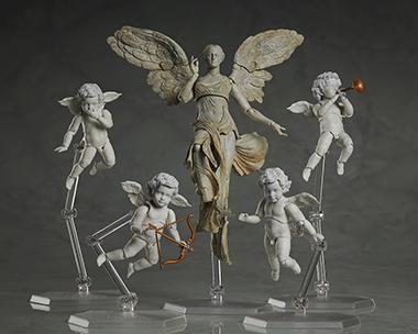 figma サモトラケのニケ ミロのヴィーナス 古代ギリシャ