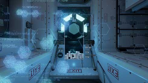 TETRIS EFFECT テトリス・エフェクト PS4 VR パズルゲーム 水口哲也
