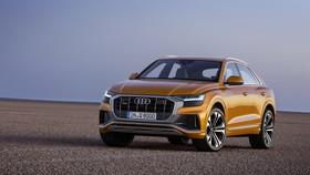 アウディ Audi Q8