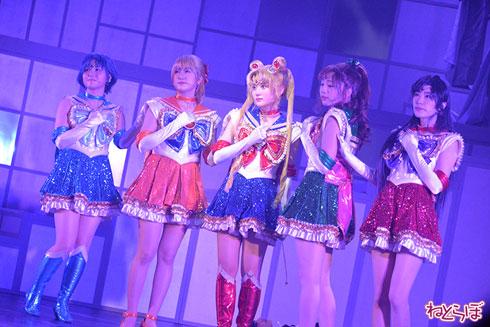 乃木坂版ミュージカル「美少女戦士セーラームーン」 セラミュ セーラームーン