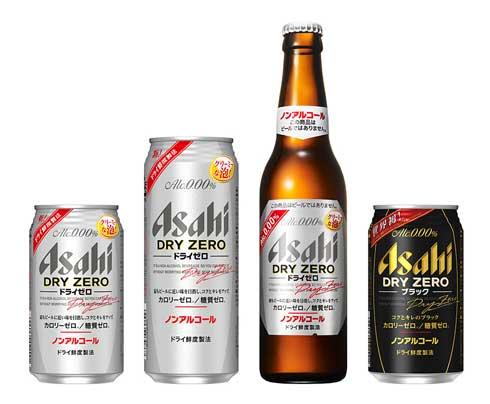 アサヒ ドライゼロスパーク ノンアルコールビール ペットボトル