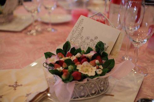 パンフラワー 造花 結婚式