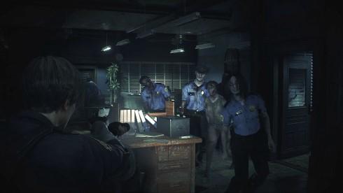 e3 カプコン バイオハザード2 resident evil2