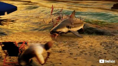 サメ 映画 ゲーム マンイーター