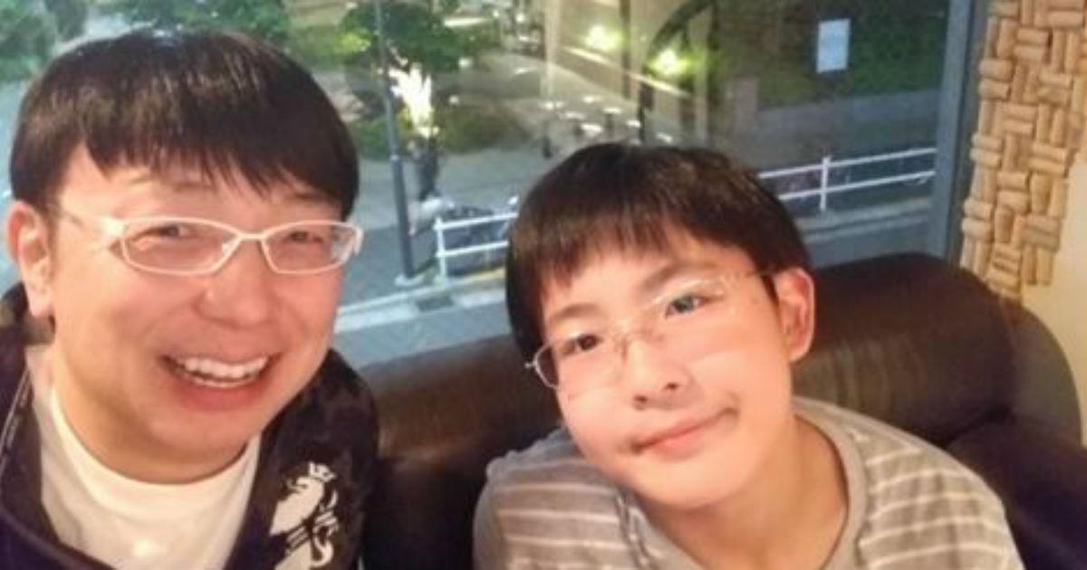 ジャガー横田: 「卒業の時が来たようです…」 ジャガー横田、息子の中学受験