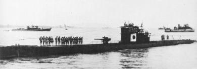 呂500 Uボート 日本海軍 潜水艦