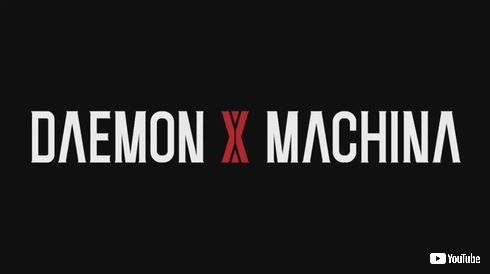 DAMEON X MACHINA 佃健一郎 アーマード・コア