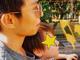 「ありがとうってハゲとるやないかい」 中尾明慶、息子の描いた似顔絵にノリツッコミしてしまう