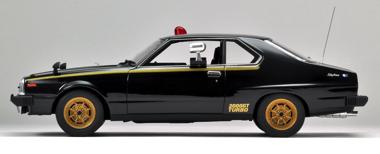 西部警察 ミニカー トミーテック スカイラン 2000GT DR30