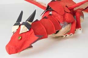 小学生向け 工作本 最強工作クラフトウォーズ 剣 ドラゴン 変形ロボ