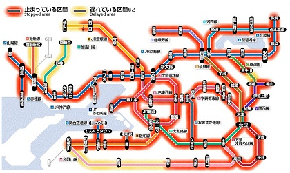 地震 鉄道 運行状況