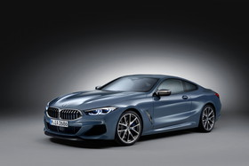 BMW 8シリーズ Bowers & Wilkins xDrive