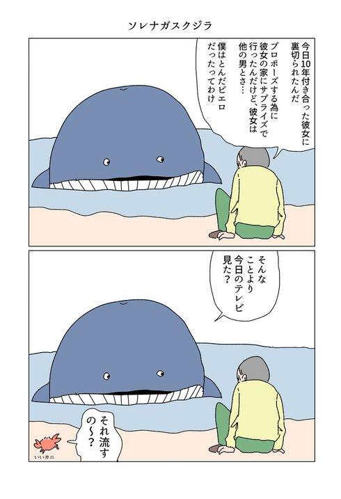 ソレナガスクジラ1