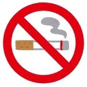 サイゼリヤ全席禁煙