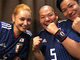 「パパさんすごすぎ」 平愛梨&はんにゃ川島&三瓶の「もしツア」トリオ、番狂わせのサッカー日本代表を祝福