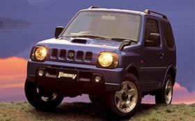 3代目「ジムニー」(JB23型)