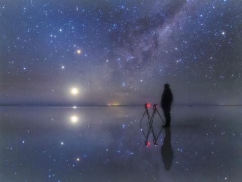 美しい……Twitterで人気の星空写真家・KAGAYAさん初のフォト ...
