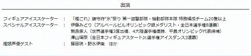 艦これ リアルイベント 伊藤みどり 無良崇人 澤山璃奈 運営 幕張メッセ チケット ゲスト
