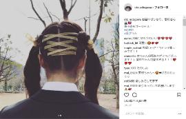 今田美桜 福岡 花のち晴れ 花晴れ ドラマ ツインテール 愛莉