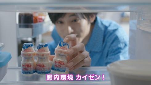 ヤクルト400LT 松坂桃李 乳酸菌 シロタ株 腸内環境