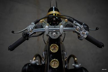 BMW バイク カスタム ブラックファントム