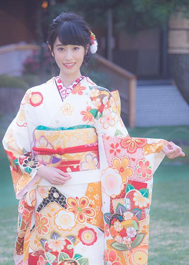 高橋ひかる コスプレ 高嶺の花 魔法少女 ゴスロリ 美少女探偵