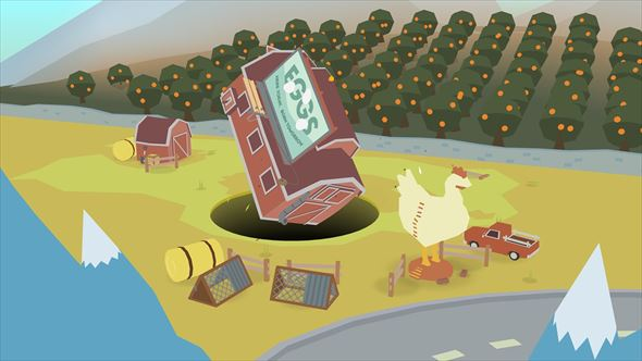 Hole.io Donut County