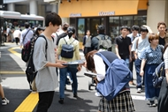 BiS BiSH GANG PARADE EMPiRE アイドル 謝罪本 渋谷 WACK