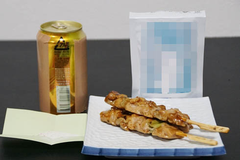 ビール 焼き鳥 溶ける ダイエットサプリ