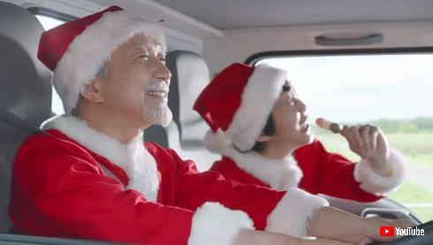 ナヲ いすゞのトラック CM マキシマムザホルモン ダイスケはん