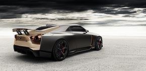 GT-R50 by Italdesign ジウジアーロ GT-R