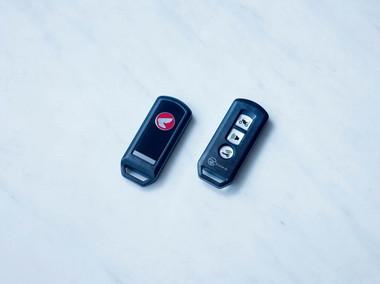 「Honda SMART Keyシステム」を採用