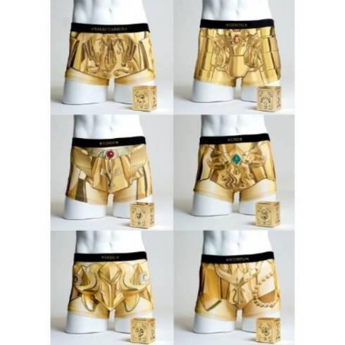黄金聖闘士ボクサーパンツ