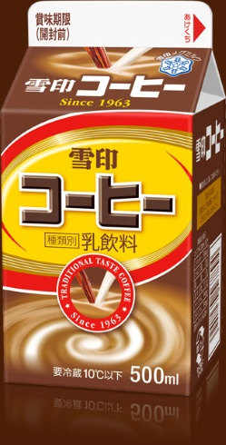 雪印 コーヒー チョコミント