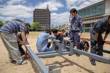阿波電鉄プロジェクト 徳島県 電車 学生