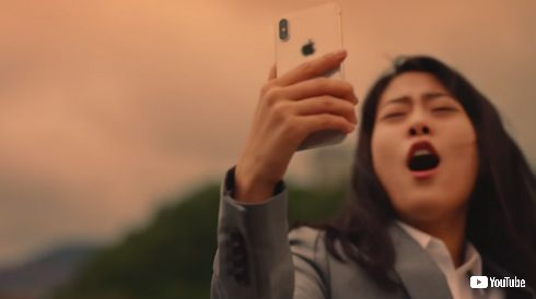 YOSHIKI X JAPAN 高畑充希 ドコモ CM 紅 iPhone X ピーターパン KREVA 歌手