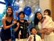 東尾理子、28歳になった石田純一の娘・すみれを祝福 「ますます綺麗になって」