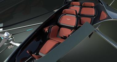 Volante Vision Concept:内装