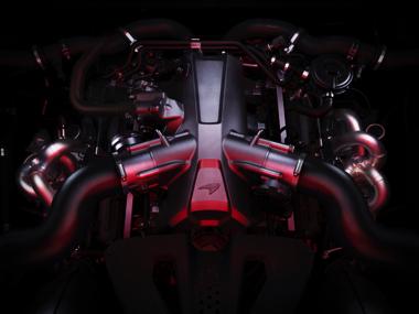 マクラーレン 720S スーパーカー 事故 スピード廃車