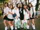 """広瀬すず、池田エライザらが90年代風コギャルに変身 """"写ルンです""""で撮り合った写真がチョベリグ"""
